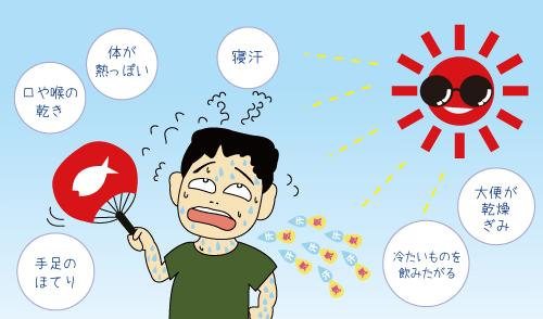 夏バテ熱中症☆埼玉県さいたま市の漢方薬局もも木薬局